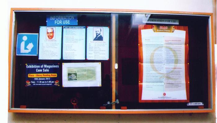 LIb Notice Board